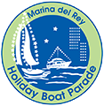 Maria del Rey Holiday Boat Parade